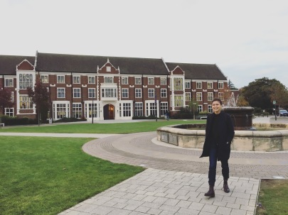 Gedung Rutland, Universitas Loughborough